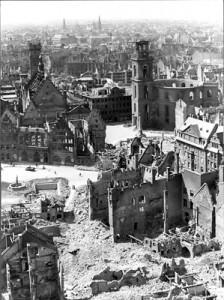 frankfurt bombed